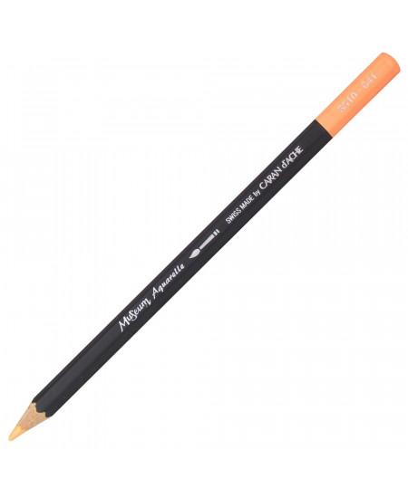 Lápis Aquarelado Caran D'Ache Museum 041 Apricot