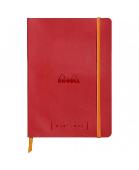 Caderno Goalbook Rhodia Poppy