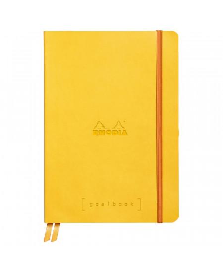 Caderno Goalbook Rhodia Yellow