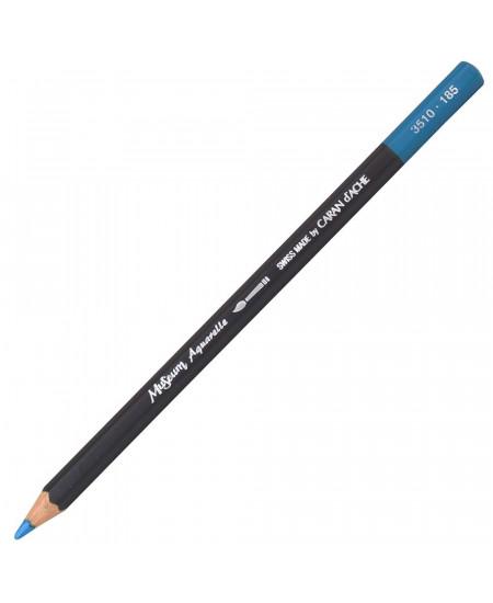 Lápis Aquarelado Caran D'Ache Museum 185 Ice Blue