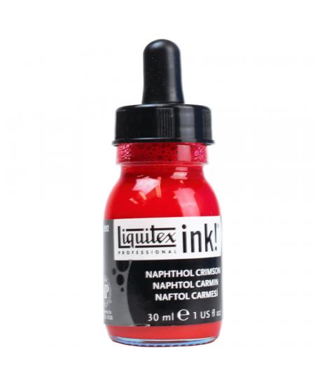 Tinta Acrílica Líquida Liquitex 30ml Naphthol Crimson 292