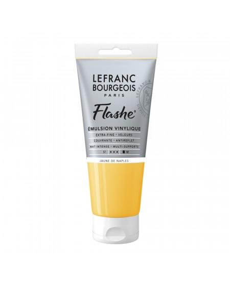Tinta Acrílica Flashe Lefranc & Bourgeois 80ml S1 191 Naples Yellow Hue