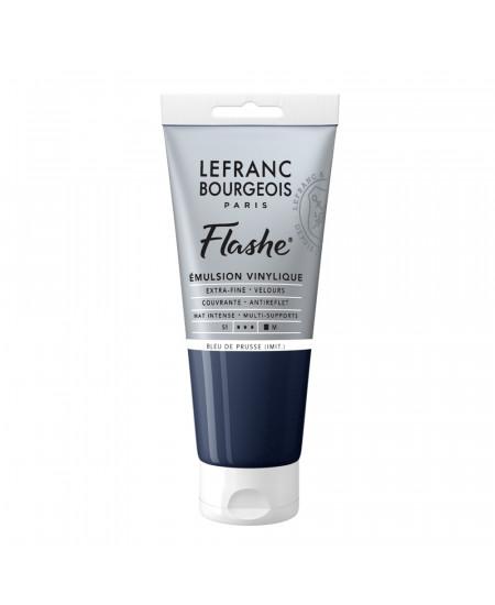 Tinta Acrílica Flashe Lefranc & Bourgeois 80ml S1 046 Prussian Blue