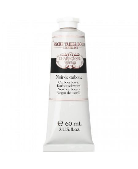 Tinta Para Gravura em Metal Carbone Black Charbonnel 60ml
