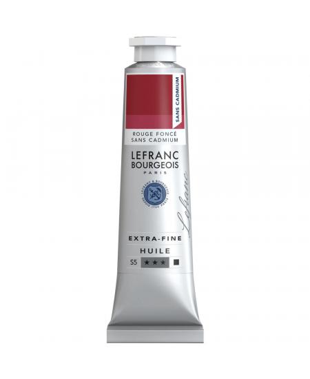 Tinta Óleo Extra Fine L&B 40ml S5 895 Cadmium-Free Red Deep