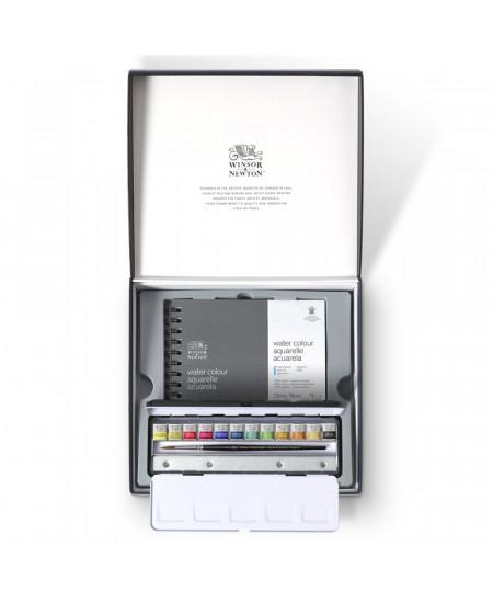 Tinta Aquarela Winsor & Newton Profissional Gift Collection