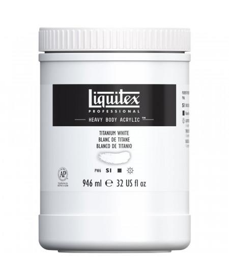 Tinta Acrílica Liquitex Heavy Body White 946ml