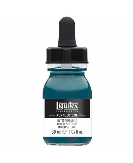 Tinta Acrílica Líquida Liquitex 30ml Muted Turquoise Violet 503