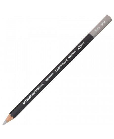 Lápis Aquarelado Caran D'Ache Museum 902 Sepia 10%