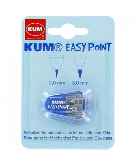 Apontador  Para Grafite 2.0mm e 3.0mm Kum Easy Point