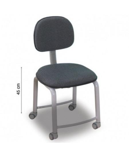 Cadeira com Assento Estofado Trident TUB-CD45