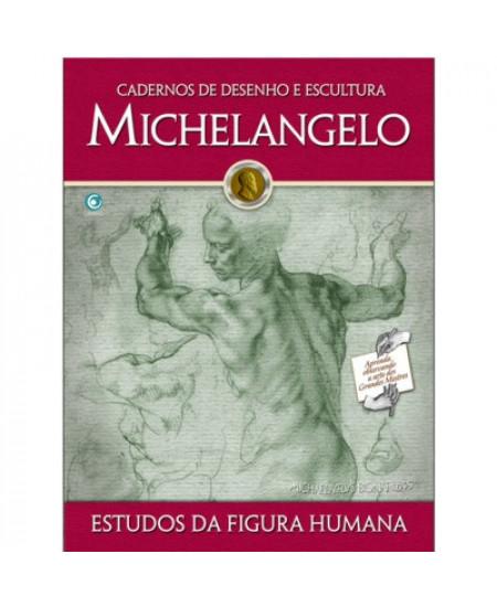 Cadernos de Desenho e Escultura MICHELANGELO