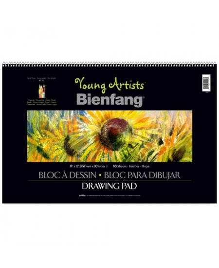 Caderno de Desenho Espiral Bienfang A3+ 220006