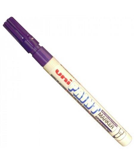 Caneta Uni Paint Marker PX-21 Violeta