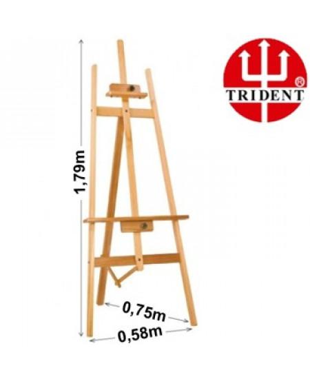 Cavalete Pintura Estúdio Trident 12004