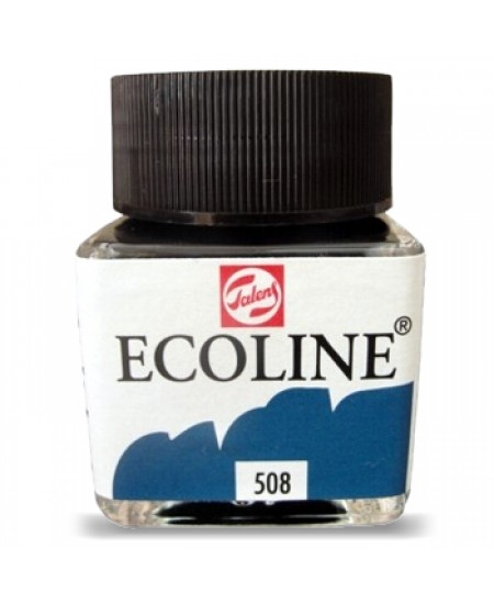 Ecoline Talens 30ml 508 Prussian Blue