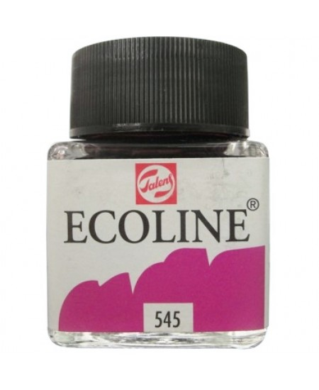 Ecoline Talens 30ml 545 Red Violet