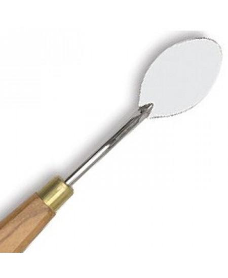 Espátula de Aço Para Pintura Keramik 1116