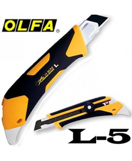 Estilete Retrátil OLFA L5