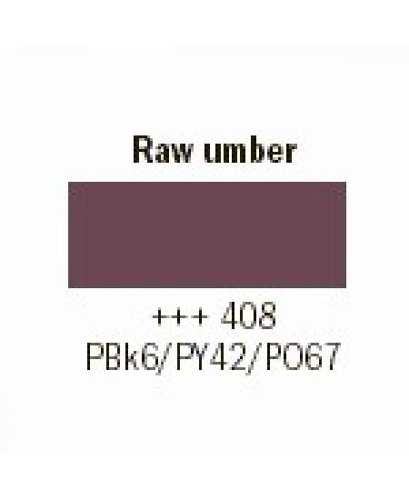 Tinta Guache Para Caligrafia Talens 16ml 408 Raw Umber