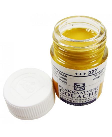 Tinta Guache Para Caligrafia Talens 16ml 227 Yellow Ochre