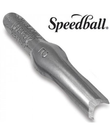 """Lâmina Para Goiva Speedball 05 """"U"""" Grande"""