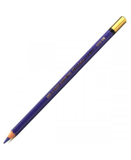 Lápis Aquarelável Koh-I-Noor Mondeluz 179 Bluish Violet 2