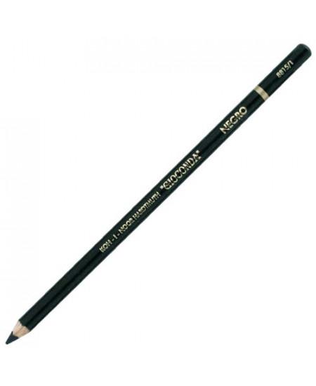 Lápis Crayon Gioconda Negro