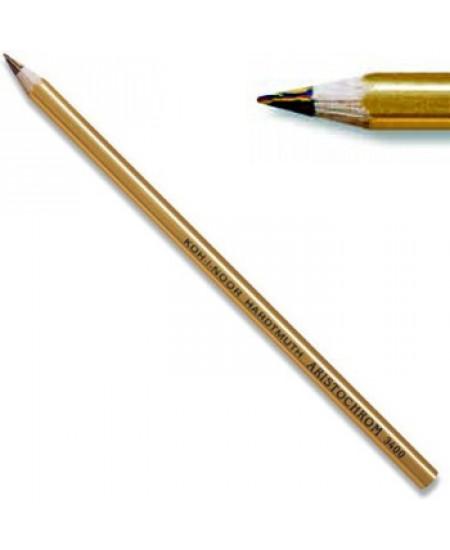 Lápis Multicolorido 3400
