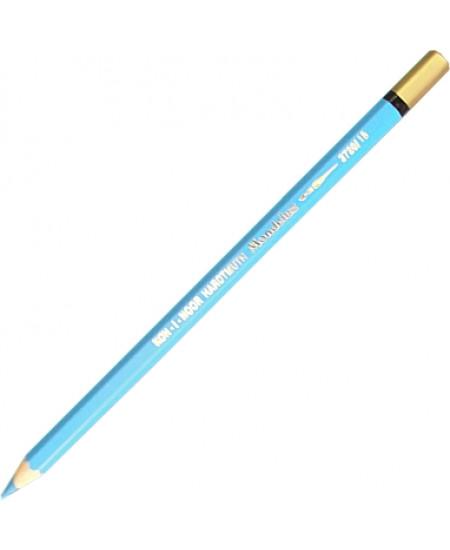 Lápis Aquarelável Koh-I-Noor Mondeluz  18 Light Blue