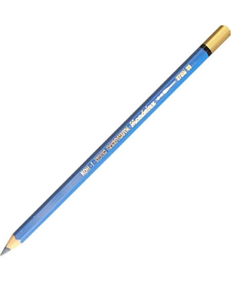 Lápis Aquarelável Koh-I-Noor Mondeluz  56 Indigo Blue