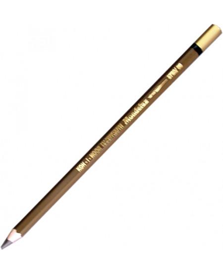 Lápis Aquarelável Koh-I-Noor Mondeluz  68 Burnt Umber