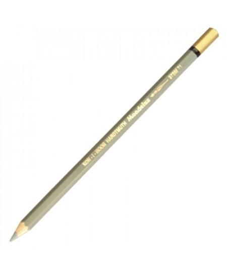 Lápis Aquarelável Koh-I-Noor Mondeluz  71 Medium Grey