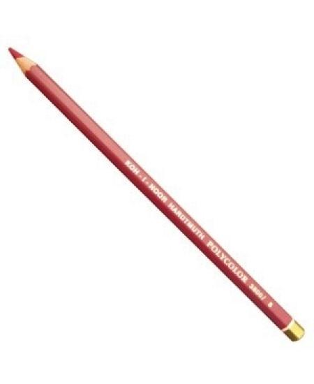 Lápis de Cor Polycolor 3800  08 Bordeaux-Red