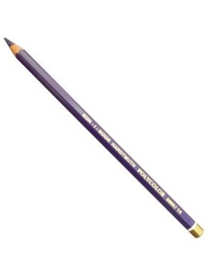 Lápis de Cor Polycolor 3800  14 Bluish Violet