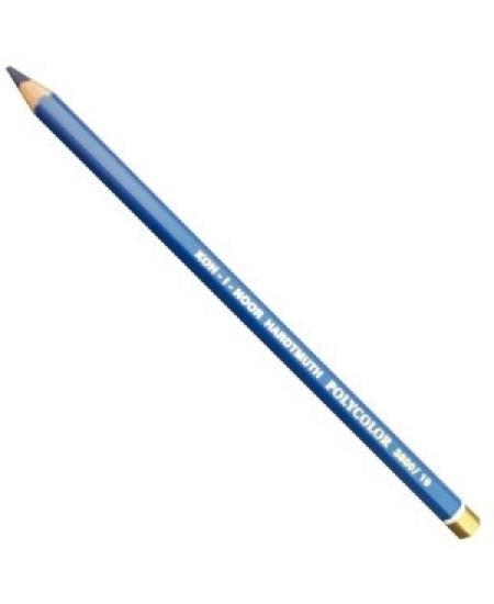 Lápis de Cor Polycolor 3800 19 Blue Dark