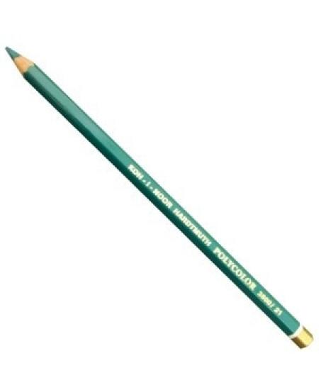 Lápis de Cor Polycolor 3800 21 Blue Green