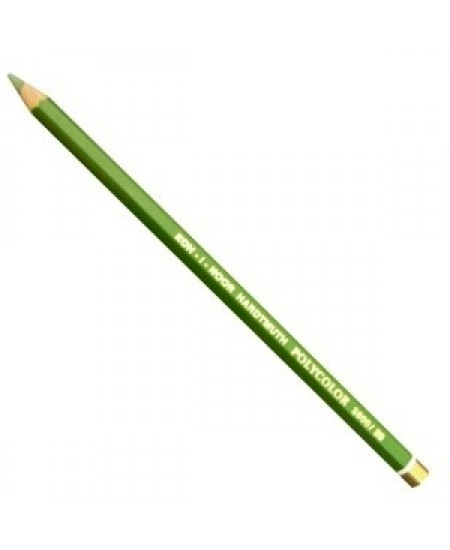 Lápis de Cor Polycolor 3800 25 Grass Green