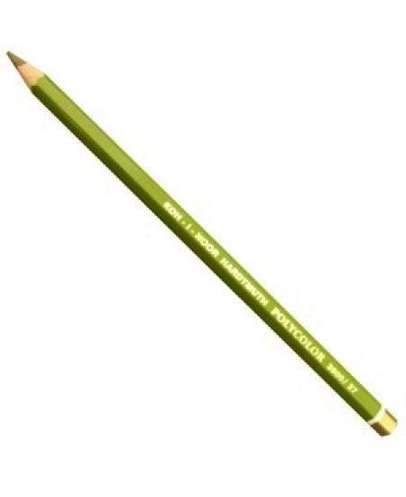 Lápis de Cor Polycolor 3800 27 Olive Green Dark