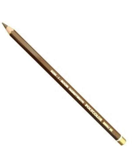 Lápis de Cor Polycolor 3800 33 Brown Dark
