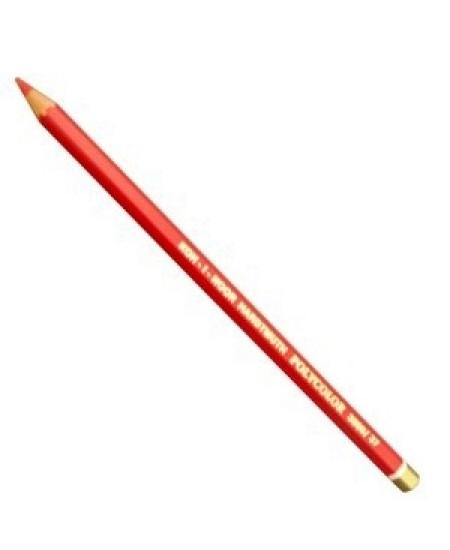 Lápis de Cor Polycolor 3800 37 Cherry Red