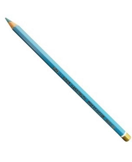 Lápis de Cor Polycolor 3800 52 Azure Blue