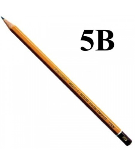 Lápis Graduado Koh-I-Noor 1500 5B