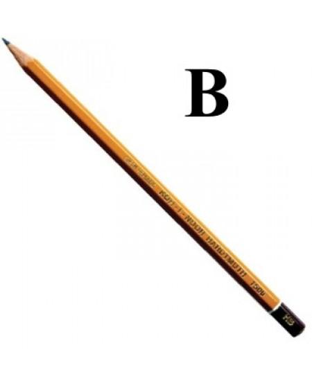 Lápis Graduado Koh-I-Noor 1500 B