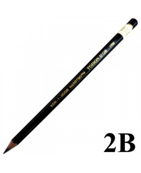Lápis Graduado Toison D'or 1900 2B