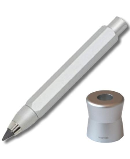 Lapiseira Portamina Worther Compact 5.6mm Prata