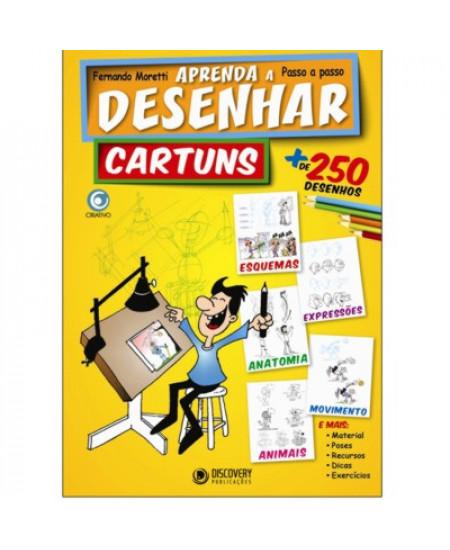 Aprenda a Desenhar Cartuns - Fernando Moretti