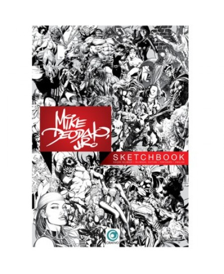 Sketchbook Mike Deodato Jr. Vol.1