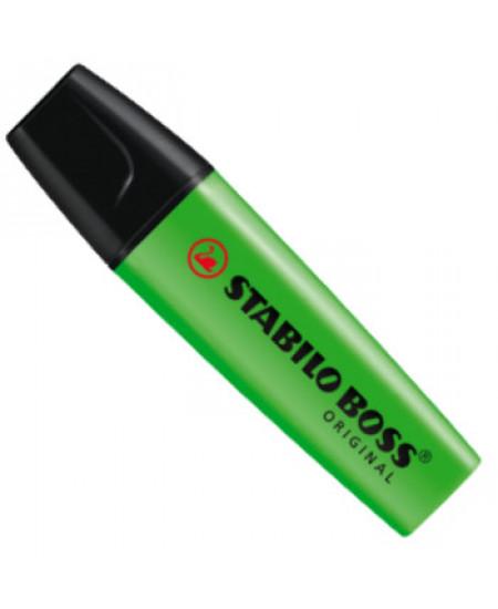 Marcador de Texto Stabilo Boss Verde Claro 33