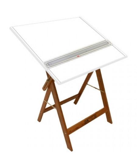 Mesa Para Desenho com Régua Paralela 4830 BP-80 Trident